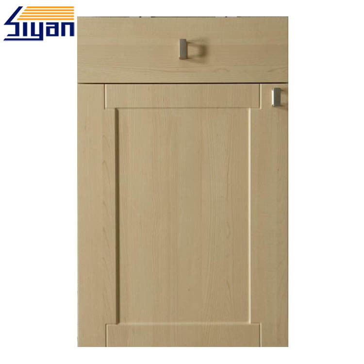 Waterproof Shaker Kitchen Cabinet Doors Replacement With Smooth Surface