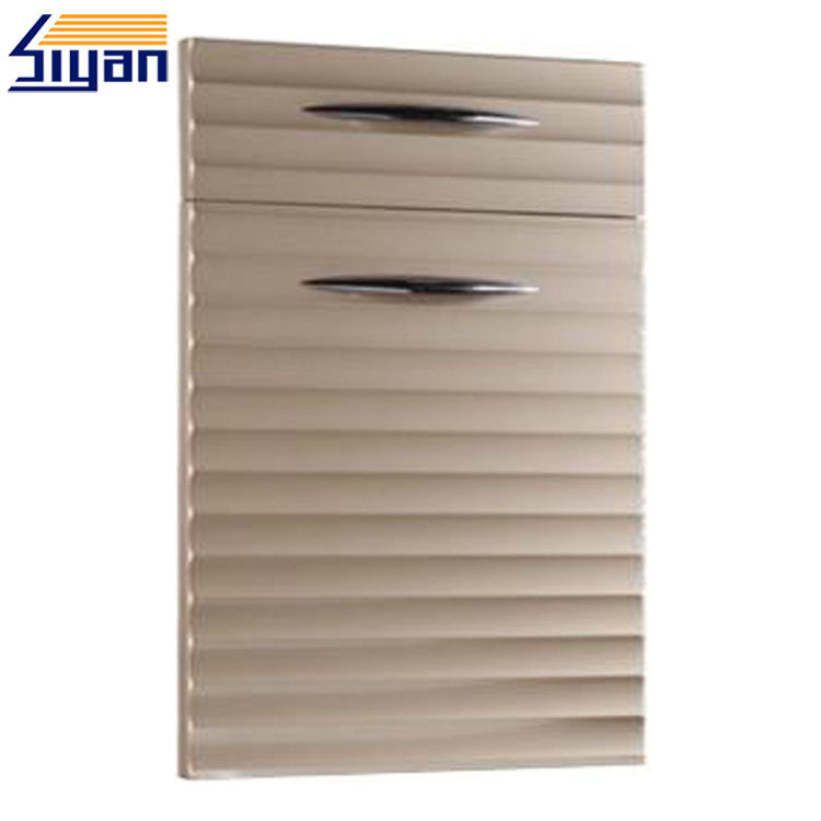 High End Glossy Cabinet Doors / High Gloss Kitchen Cupboard Doors Australia Standard