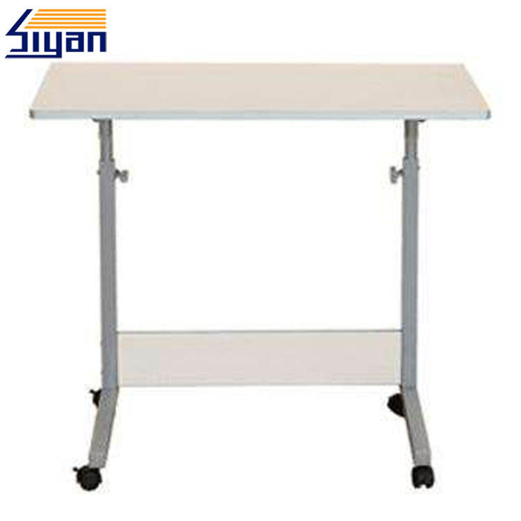 Wooden Movable / Adjustable Table Top For Office Furniture , CARB2 Standard